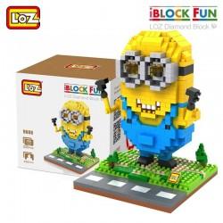LOZ_ IBLOCK FUN_ LOBEZNO (700 piezas)