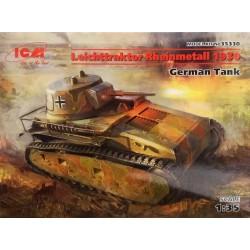 ICM_ SB 2M-100 KATIUSHKA. SPANISH AIR FORCE BOMBER_ 1/72