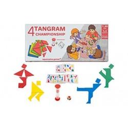 Aquamarin Games cp039_ 4 Tangram Championship