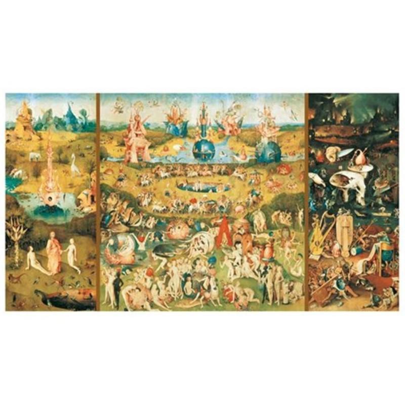 Educa Puzzle_  El jardín de las Delicias 9000 piezas