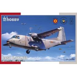 SPECIAL HOBBY_ DORNIER DO 27 CASA C-127_ 1/72