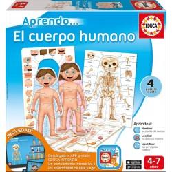 EDUCA_APRENDO EL CUERPO HUMANO