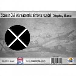 BASE AUTOADHESIVA GRUNGE ESPAÑA (PEQUEÑA)