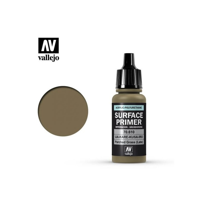 VALLEJO_ SURFACE PRIMER_ IMPRIMACION GRIS_17ml.