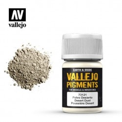 Vallejo_ Pigmento Polvo Desierto 30 ml.
