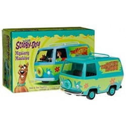 POLAR LIGHTS_ SCOOBY-DOO! MYSTERY MACHINE_ 1/25