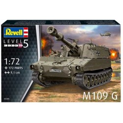 REVELL_ M109 US ARMY_ 1/72