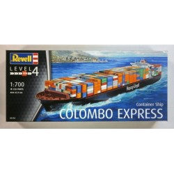 REVELL_COLOMBO EXPRESS 1/700