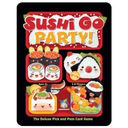 Devir_ Sushi go Party! caja
