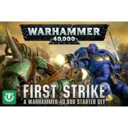 GW_40M_ WARHAMMER 40000:PRIMER GOLPE (ESP)