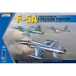 KINETIC_ F-5B FREEDOM FIGHTER_ 1/48