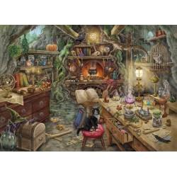 Ravensburger Escape Puzzles_ La Cocina De La Bruja 759 Piezas