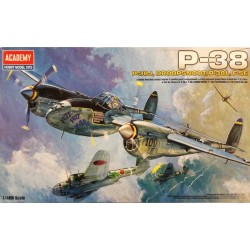 "ACADEMY_ F4U-4B ""KOREAN WAR""_ 1/48"