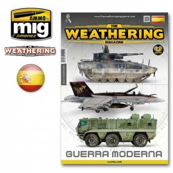 THE WEATHERING MAGAZINE. GUERRA MODERNA