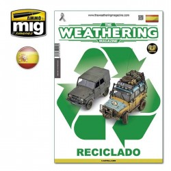 THE WEATHERING MAGAZINE. RECICLADO