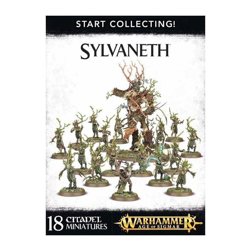 GW_AS_ START COLLECTING. SYLVANETH