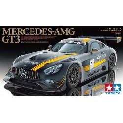 TAMIYA_ MERCEDES AMG GT3_ 1/24
