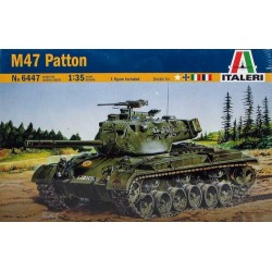 ITALERI_ M47 PATTON_ 1/35