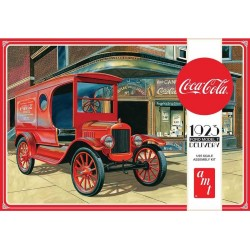 AMT_ 1923 FORD MODEL T DELIVERY COCA-COLA_ 1/25