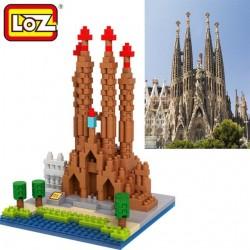LOZ ARCHITECTURE_ SAGRADA FAMILIA