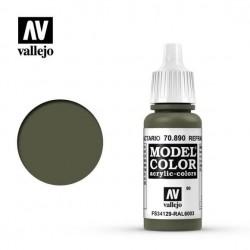 VALLEJO_ MODEL COLOR_ VERDE REFRACTARIO (090)_ FS34129_ RAL6003