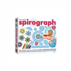 SPIROGRAPH KIT 30 piezas con rotuladores