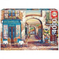 EDUCA PUZZLE_ ATARDECER EN EL PUERTO. 5000 piezas