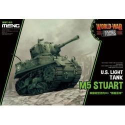 MENG_ WORLD WAR TOONS_ SHERMAN FIREFLY BRITISH MEDIUM TANK