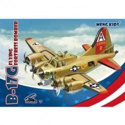 MENG_ B-17G FLYING FORTRESS BOMBER