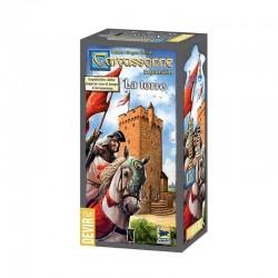 Carcassonne Expasión. La Torre.