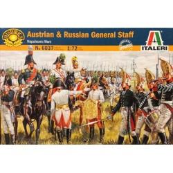 ITALERI_ AUSTRIAN & RUSSIAN GENERAL STAFF_ 1/72