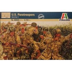 ITALERI_ US PARATROOPERS_ 1/72