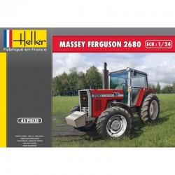 Heller_ Massey Ferguson 2680_ 1/24