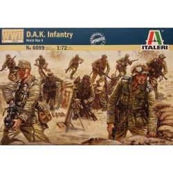 ITALERI_ DAK INFANTRY WORLD WAR II_ 1/72