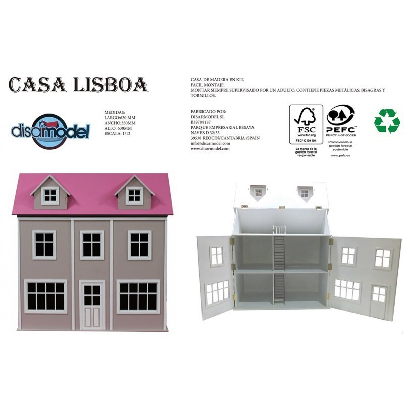 CASA MODELO NEW CASTLE