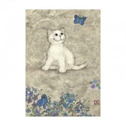 HEYE_ WHITE KITTY, CATS PUZZLE 500pcs.