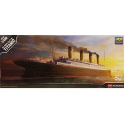 ACADEMY_ RMS TITANIC WHITE STAR LINER_ 1/400