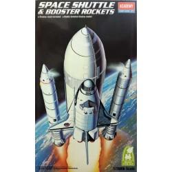ACADEMY_ SPACE SHUTTLE & BOOSTER ROCKETS_ 1/288
