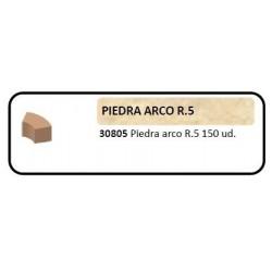 KERANOVA_ PIEDRA DE ARCO R-5 cm. (150 udes)