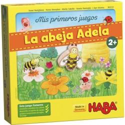 LA ABEJA ADELA - MIS PRIMEROS JUEGOS
