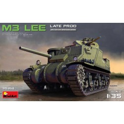 MINIART_ M3 LEE LATE PROD_ 1/35