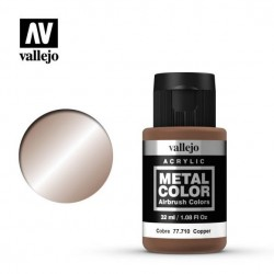 VALLEJO_ METAL COLOR_ TOBERA REACTOR 32ml.
