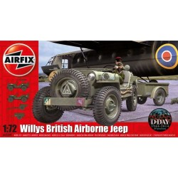 AIRFIX_ WILLYS MB JEEP_ 1/72