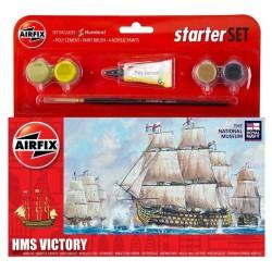 AIRFIX_ HMS VICTORY (STARTER SET)