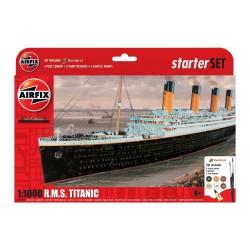 AIRFIX_ R.M.S TITANIC (STARTER SET)_ 1/1000