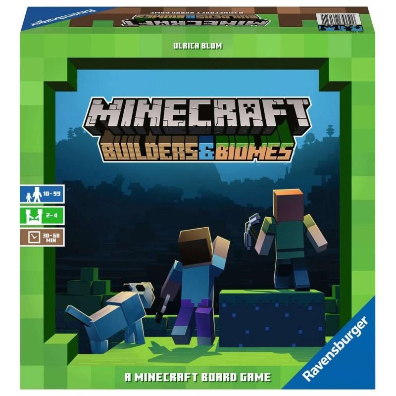 Minecraft 26132 Builders & Biomes