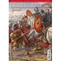 DESPERTA FERRO_ ESPECIAL NºXVII_ LA LEGION ROMANA (V). LA ANARQUIA MILITAR