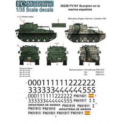 CALCAS ESPAÑOLAS M-60 A3 TTS