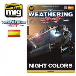 THE WEATHERING AIRCRAFT. NIGHT COLORS