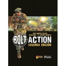 WARLORD GAME_ BOLT ACTION 2 RULEBOOK EN ESPAÑOL